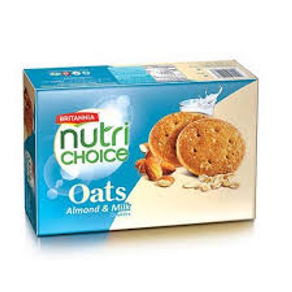 Britania NC Oats - Almond Milk FP