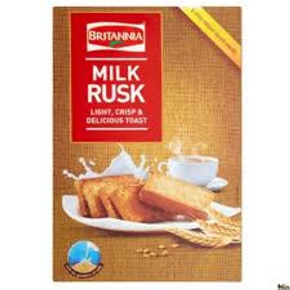 Britania Milk Rusk 19.75oz