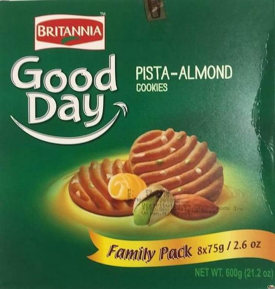 Britania Good Day Pista Almond FP