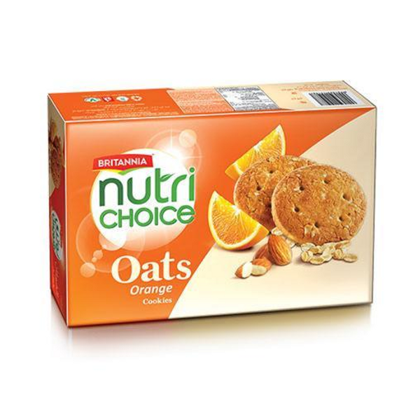 Britania NC Oats - Orange FP