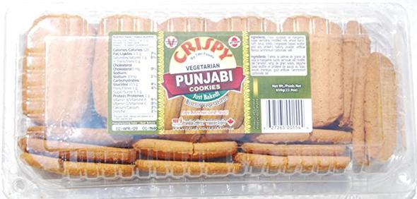 Crispy Punjabi Cookie 650g