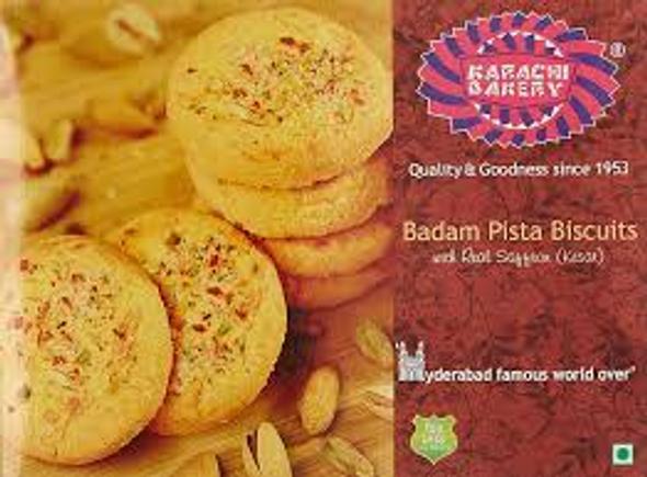 Karachi Badam Pista Biscuits 400g