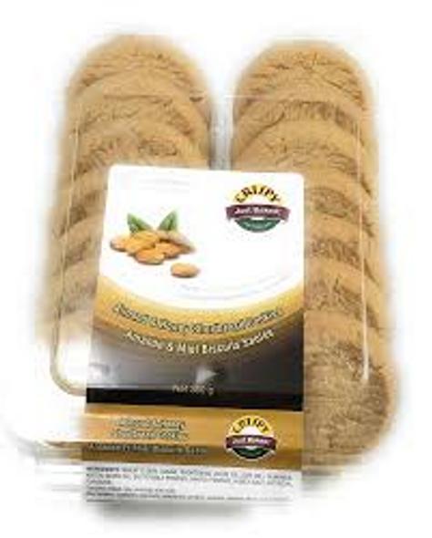 Crispy Almond Honey Cookie