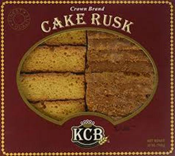 KCB Crown Cake Rusk