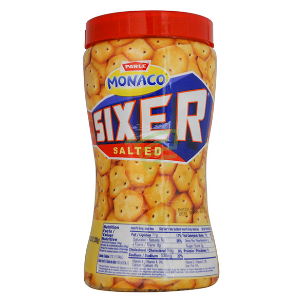 Parle Sixer 200g