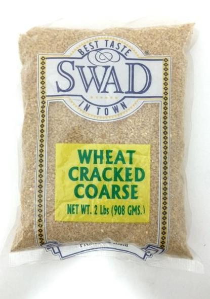 Swad Cracked Wheat Coarse 2lb