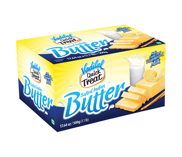 Vadilal Salted Butter