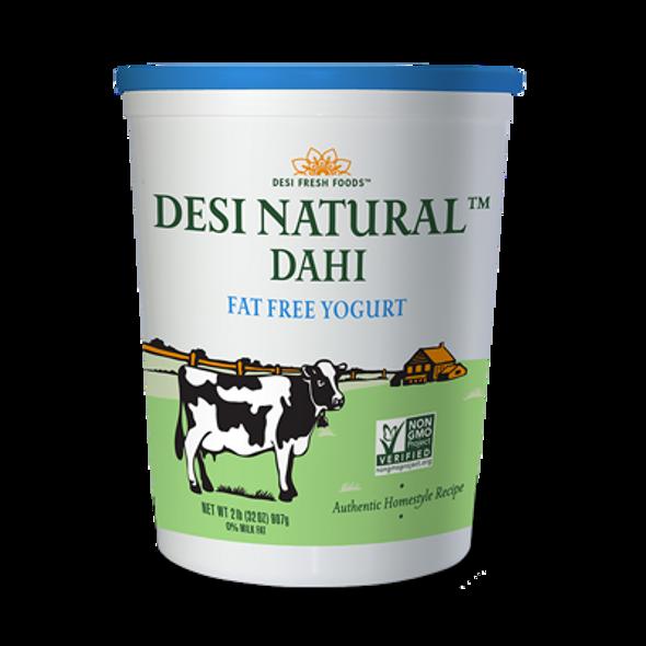 Desi Yogurt LF 2LB