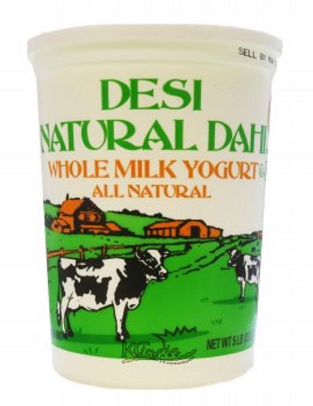 Desi Yogurt WM 5lb