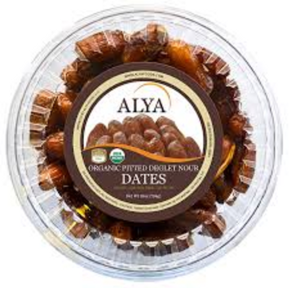Alya Organic Pitted Dates