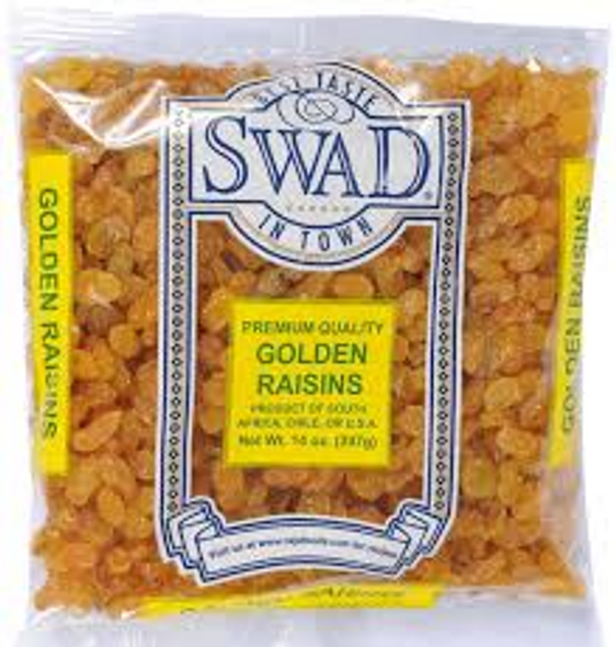 Swad Golden Raisins 14oz