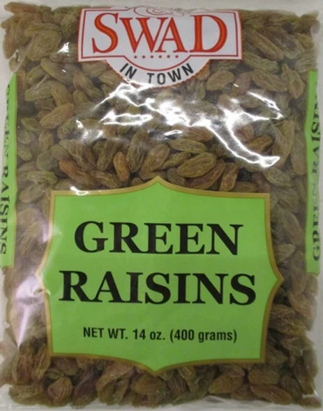 Swad Green Raisins 14oz