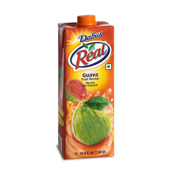 Dabur REAL Guava Nectar 1L