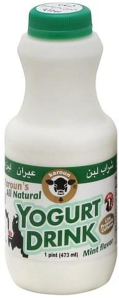 Karoun Mint Yogurt Drink 1PT