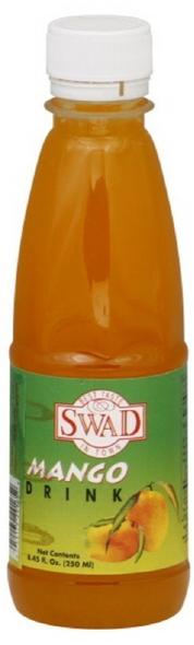 Swad Mango Drink 24x250ml