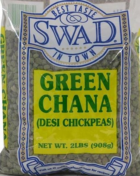 Swad Green Chana 2lb