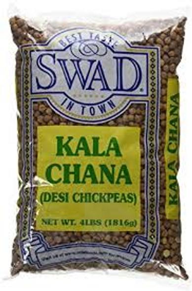 Swad Kala Chana 4lb