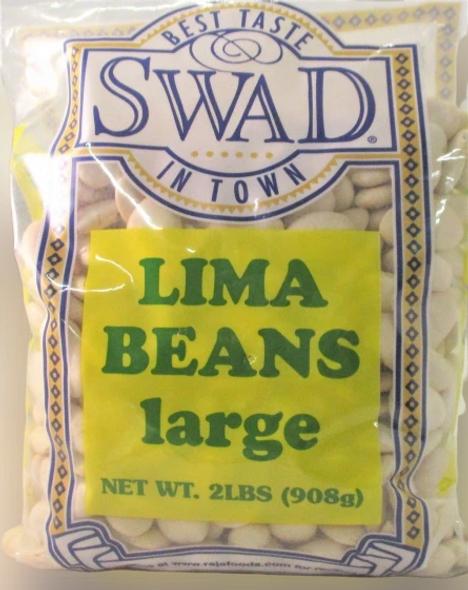 Swad Lima Beans 2lb