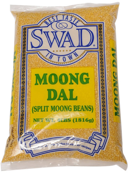 Swad Moong Dal 4lb