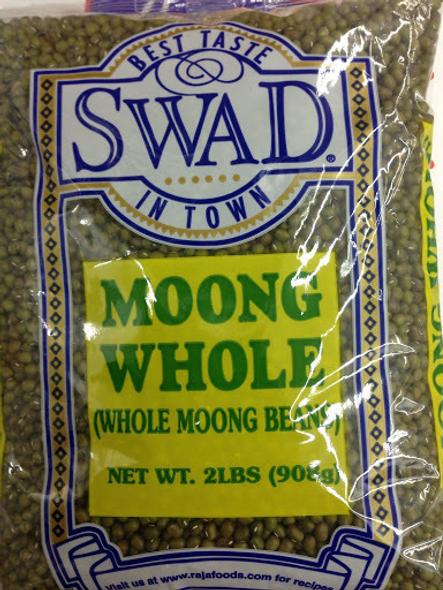 Swad Moong Whole big 2lb