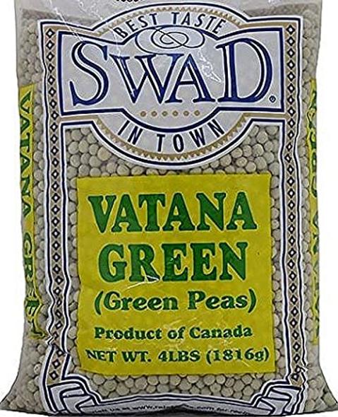 Swad Green Vatana 4lb