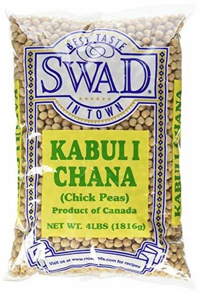 Swad Kabuli Chana 4lb