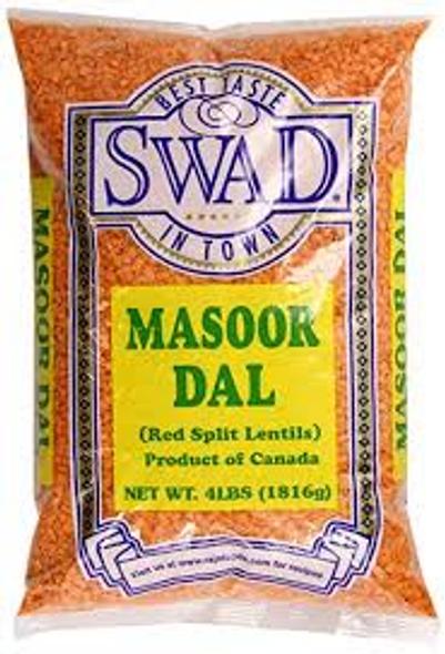 Swad Masoor Dal 4lb