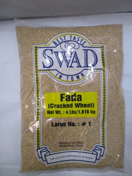 Swad Cracked Wheat Coarse 4lb