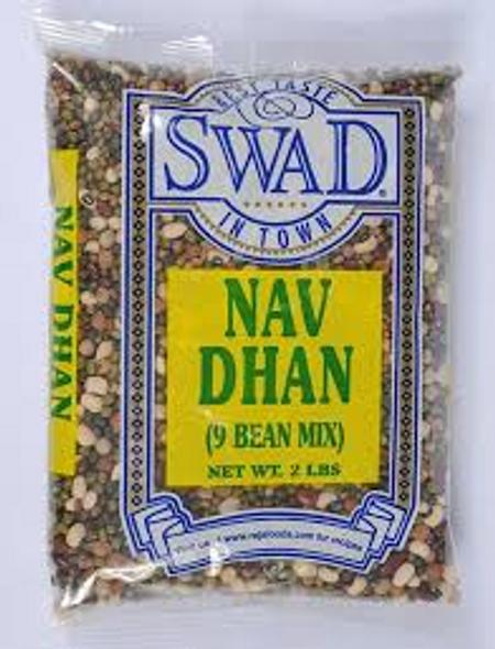 Swad Nav Dhan - 9 Grain 2lb
