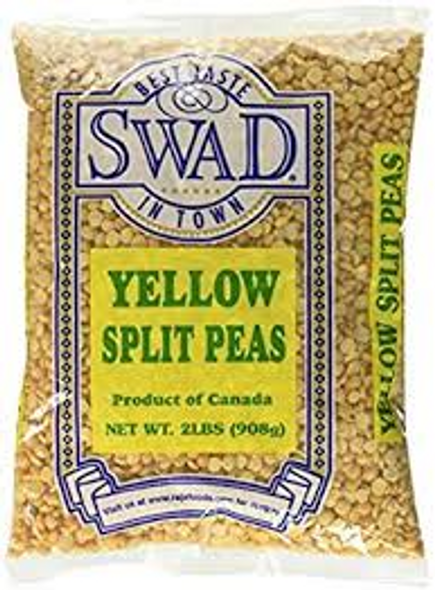 Swad Yellow Split Peas 2lb