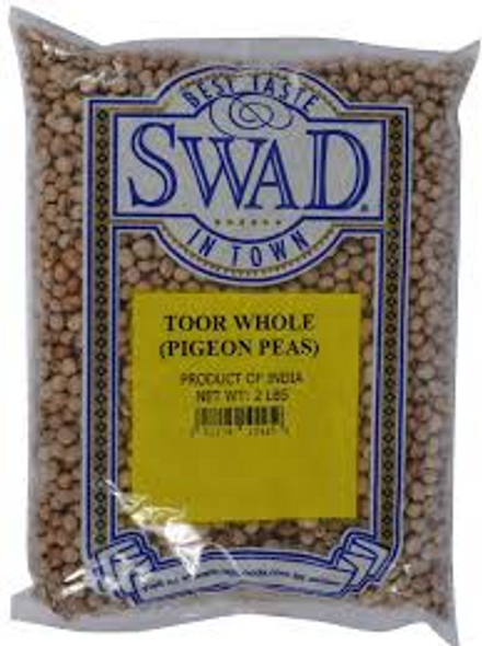 Swad Toor Whole 2lb