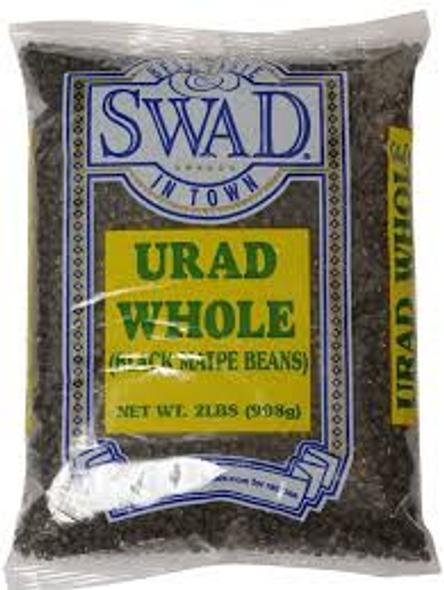 Swad Urad Whole Black 2lb