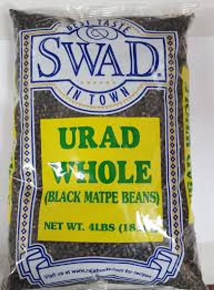 Swad Urad Whole Black 4lb