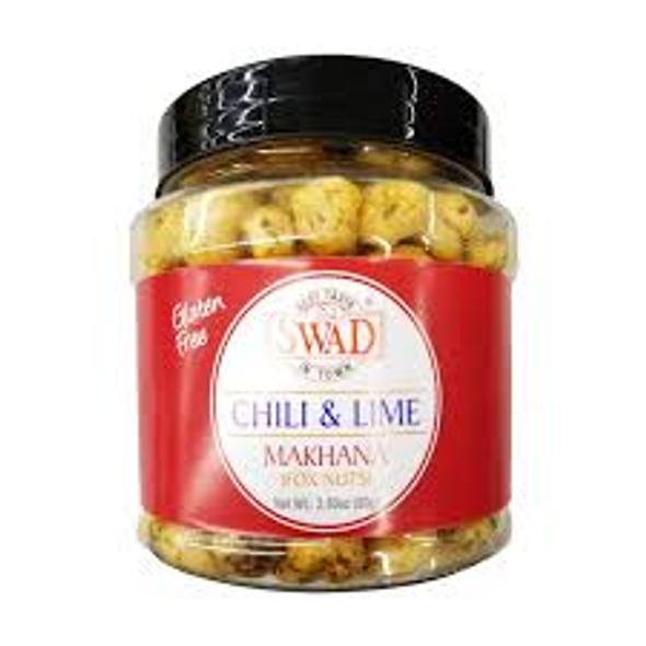 Swad Makhana Chili Lime 80g