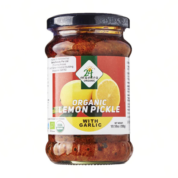 24 Mantra Lemon Pickle 300g