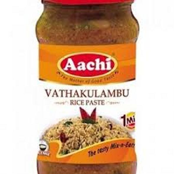 Aachi Vathakulambu Rice Paste 300g
