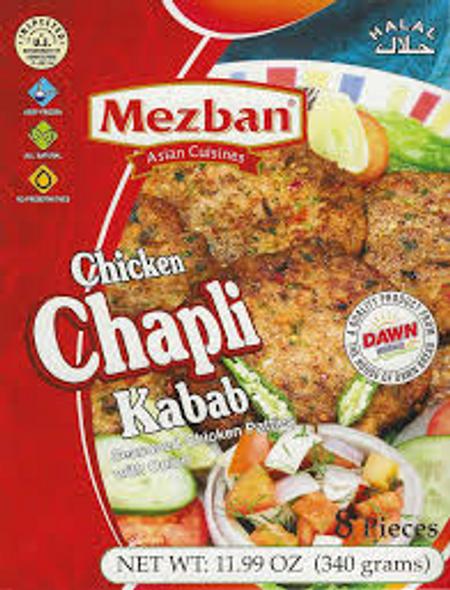 Mezban Chicken Chapli Kabab