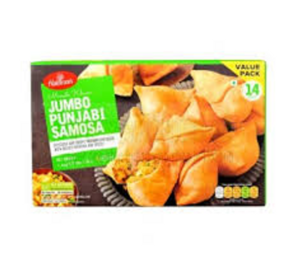 HLD Jumbo Punjabi Samosa 14Pc