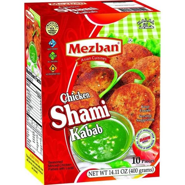 Mezban Chicken Shami Kabab