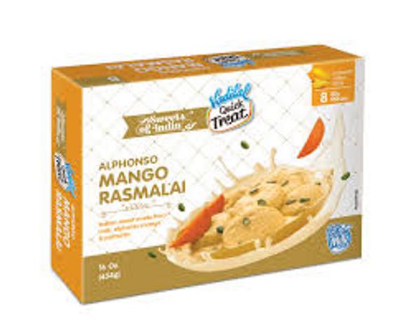 Vadilal Mango Rasmalai 454g