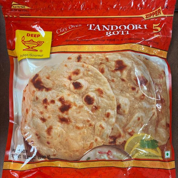DEEP Frz Tandoori Roti 5pc