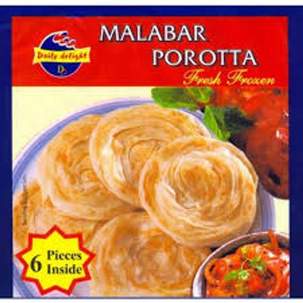 DD Frz Malabar Parotta 5Pc