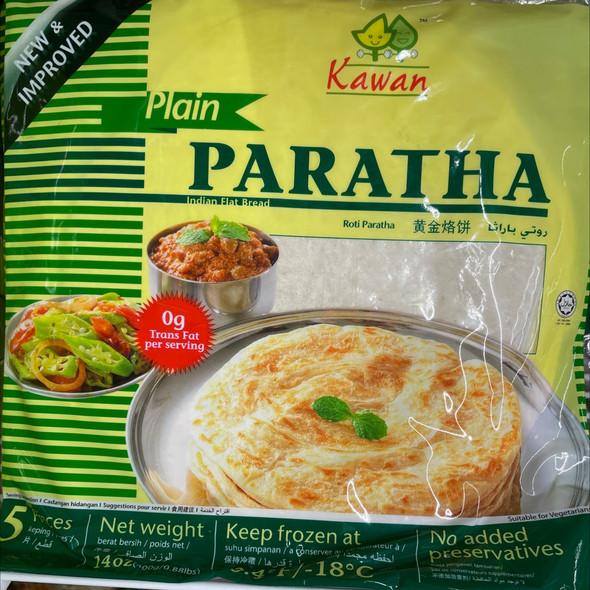 Kawan Frz Roti Paratha 5pc