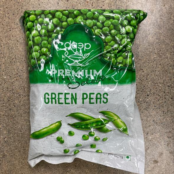 Deep Frz Green Peas 2lb