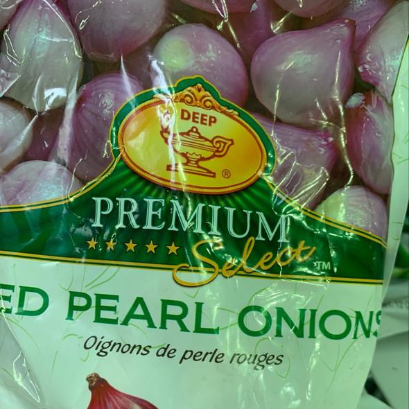 Deep Frz Red Baby Onion 12oz