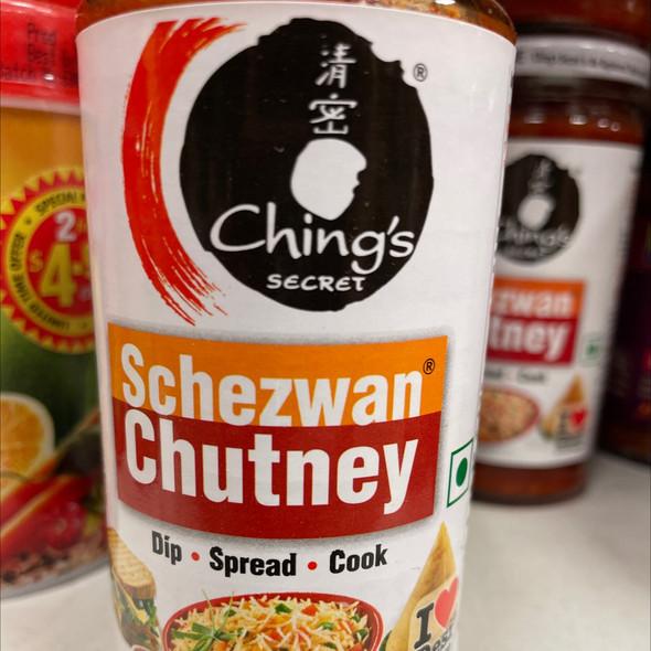 Ching's Schezwan Chutney 25g