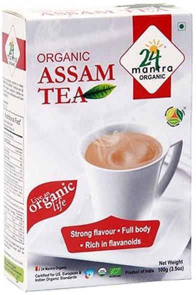 24 Mantra Assam Tea 100g