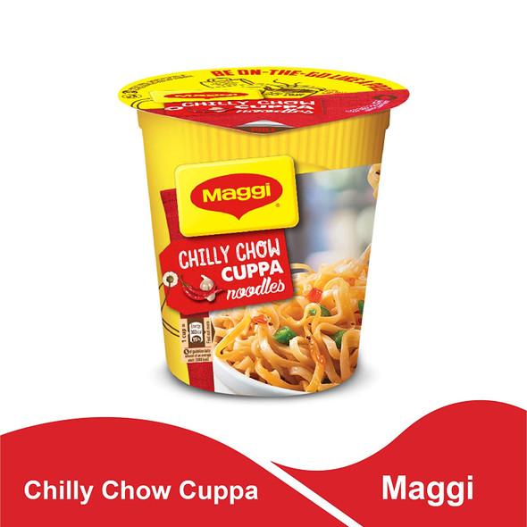 Maggi Cup Chilli Chao