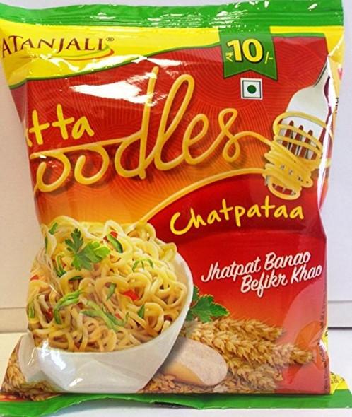 Patanjali Chatpata Noodles 1 Pack