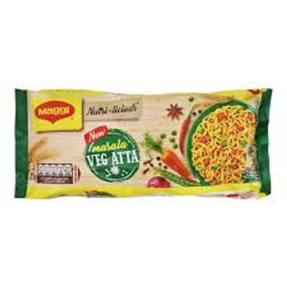 Maggi Veg Atta Noodles 4 Pack